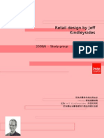 Retail design by Jeff