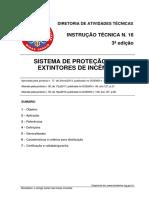 It 16 Sistema de Protecao Por Extintores de Incendio 3ed