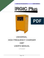 Cargador Energic Plus