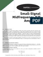 H-parameters - BJT Small-Signal Amplifer Analysis Notes