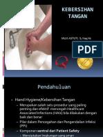 Kebersihan Tangan - Muji Astuti