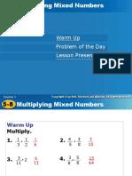 math 6 lesson