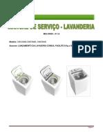 Lavadora Consul FACILITE 8 e 9 Rev1.0