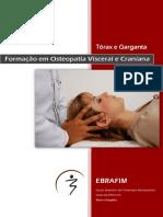 Osteopatia garganta