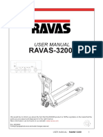 RAVAS User Manual 3200 F