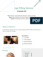 syringe filling  final presentation