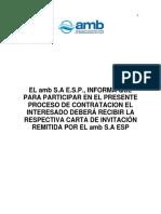 Solicitud de Oferta SP-Amb-036-19 REV1