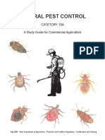10a General Pest Control Study Guide