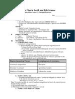 Lesson 12 Endogenic Processes S11 12ES Ic 16 S11 12ES Ic 18