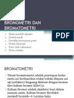 BROMOMETRI