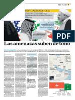 EE.uu. y Arabia Saudi vs. Irán