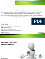 Health and Safety Ppt Environment Protection