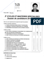 Maxime Candidature Mastere Spe