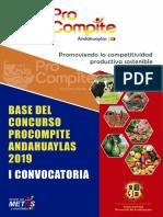 Bases Concurso Procompite Andahuaylas 2019 1