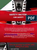 Car Safety by Drew