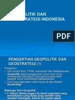 (09) 2. Geopolitik Dan Strategi