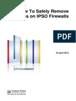 FireWall Nokia IP500