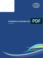 OCIMF Guidelines to Harden Vessels