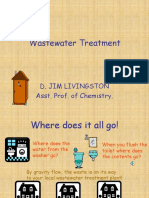 Preliminary Treatment of waste water