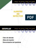 6 - Ajustes Inyector Mecanico 3500 5