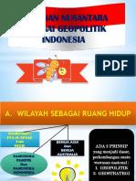 PPT Wawasan Nusantara Sebagai Geopolitik Indonesia.ppt