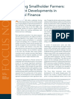 Focus Note Serving Smallholder Farmers Jun 2014