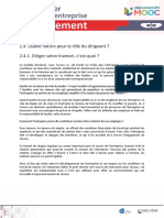 Retranscription 2.4.1 Diriger Selon Inamori c Est Quoi (1)