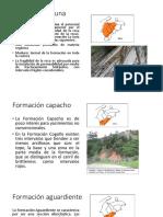 Formaciones (3) de La Cuenca Del Catatumbo