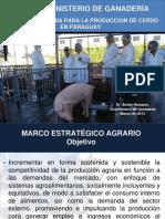 Producción de Cerdos 2012 Vmg