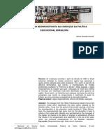 A concepção neoprodutivista da educação brasileira