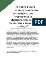 Libro Sobre Figari Expone Su Pensamiento Pedagógico LA DIARIA