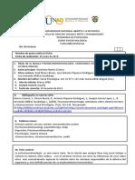 2ficha Bibiligrafica de Psiconeuroinmunología Conexiones Entre Sistema Nervioso y Sistema Inmune.