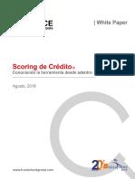 Scoring - White Paper