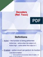 decoder tocci