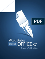 manual wordperfect