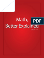 Math - Better Explained