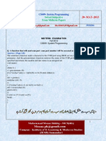 CS609 - Midterm Solved subjective with references by Moaaz.pdf