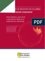El ambiente de loe negocios en Colombia