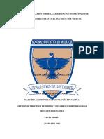 Gestión de Procesos de Diseño y Desarrollo de Programas Educativos en Línea.act1