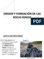 Cato IV Origen de La Composicion de Las Rocas Igneas 1