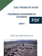FENOMENOS GEODINMICOS EXTERNOS