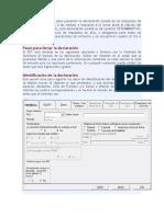 El PDT 0621 Se Utiliza Para Presentar La Declaración Jurada de Los Impuestos de IGV