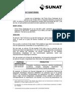 OPERACIONES EXONERADAS DEL IGV