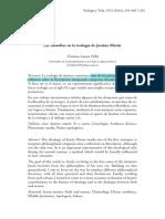 Viviana Laura Félix - Las Filosofías en La Teología de Justino Mártir