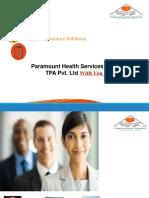 GMR-Service PPT (2018-19)
