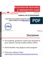 Cle Registration Resource and Preparation Guide