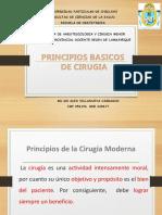 1. Principios Basicos de Cirugia