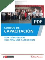 Cursos DSLD 2019
