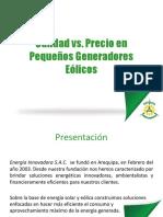1.3. Marcelo Meira (Perú) - Calidad vs. Precio en Pequeña Generación Eólica