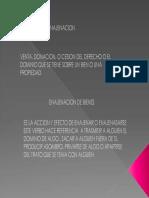 EXPOCI DERECHO CIVIL  ENAJENACION.pptx